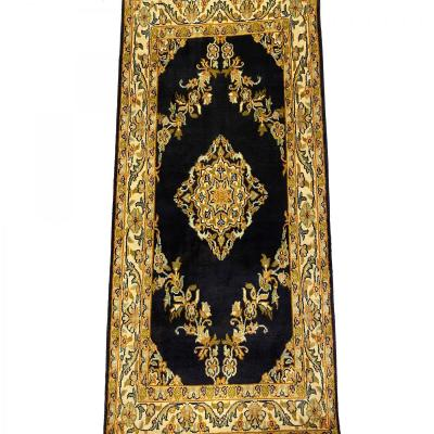 Indian Hand Made Traditional Persian Design Cashmere Silk Carpet And Wall Hanging